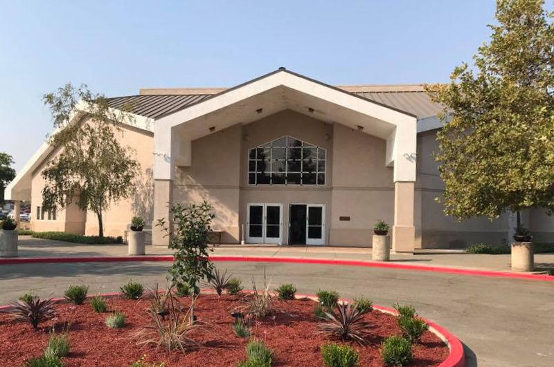 """Баптистская церковь """"Рок-ланд"""" - Sacramento, CA"""
