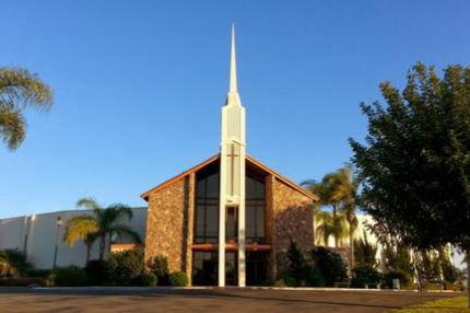 Славянская Баптистская церковь - Escondido, Ca