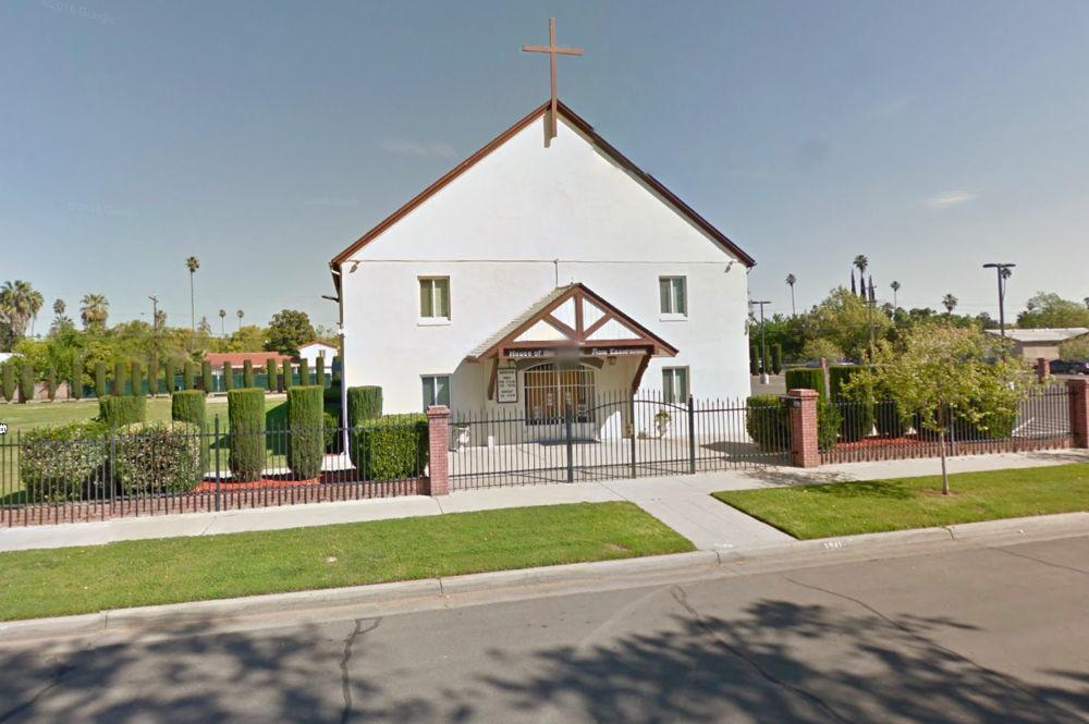"""Церковь """"Дом Евангелия"""" - Fresno, CA"""