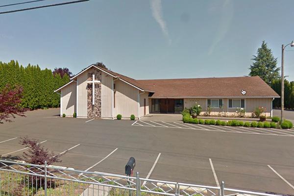 Церковь Голгофа - Vancouver, WA