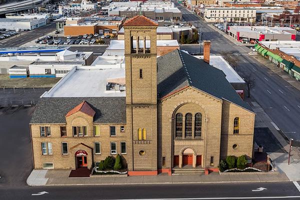 Баптистская церковь Пилигрим - Spokane, WA