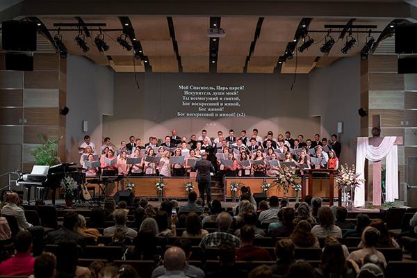 Церковь Благовестие – Des Moines, WA