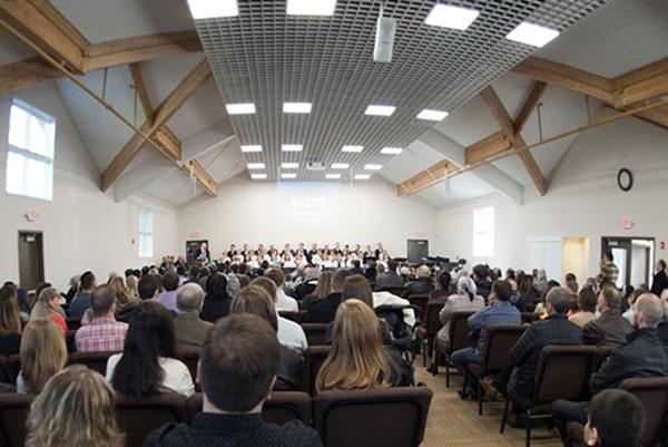 Церковь Возрождение - Federal Way, WA