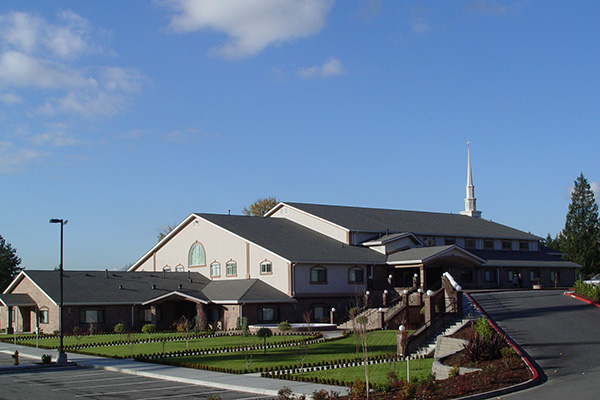Баптистская церковь Спасение - Edgewood, WA