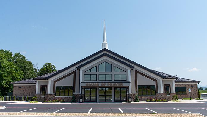 Первая Баптистская Церковь - Harrisonburg, VA