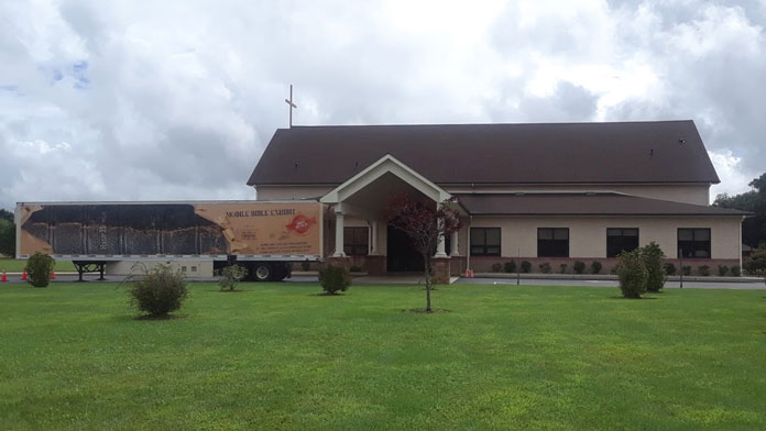 Славянская баптистская церковь - Vineland, NJ