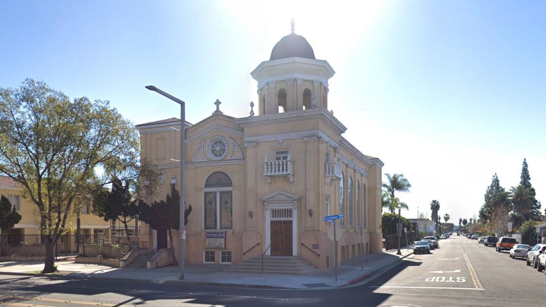 Славянская Баптистская церковь - Anaheim, CA